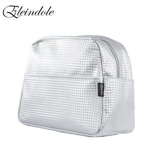 Image 1 - Eleindole Women Multifunctional Carriage Bags 18L Baby Care Bag Materniry Silver Female Fashion Backpacks with Stroller Straps