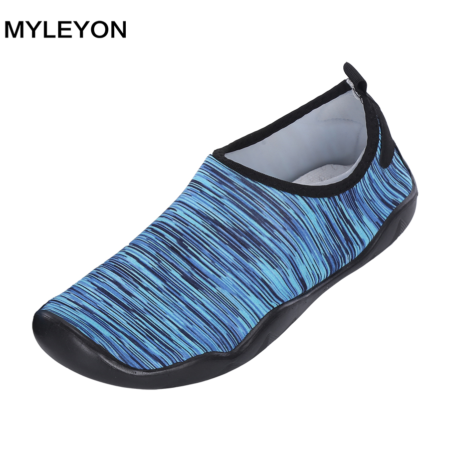 640ef0ec20946 MYLEYON Lovers beach Summer Outdoor Shoes Woman Men Shoes Trekking  Senderismo Upstream Walking Water Quick Drying sneaker Shoes-in Upstream  Shoes from ...