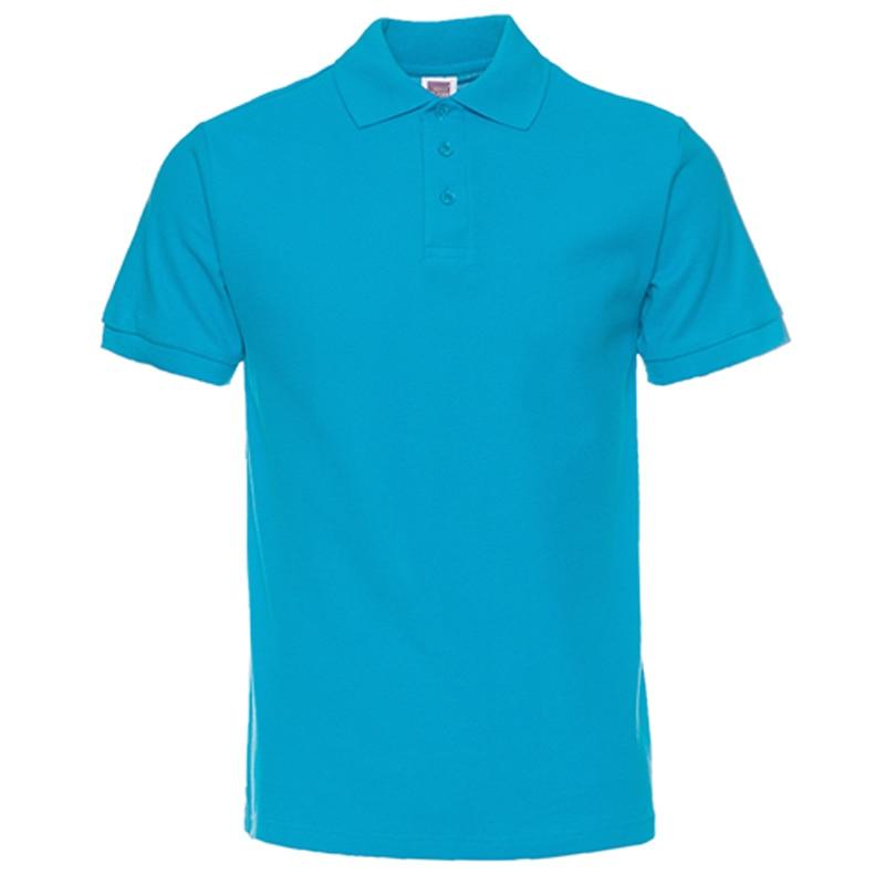 Polo Shirt Men Polos Para Hombre Men Clothes 2019 Male Polo Shirts Casual Summer Shirt Cotton Solid Mens Polo