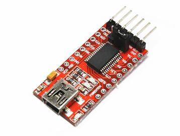 Бесплатная доставка 5 шт. FT232RL FT232 USB к ttl 5 В 3.3 В скачать кабель к последовате ...