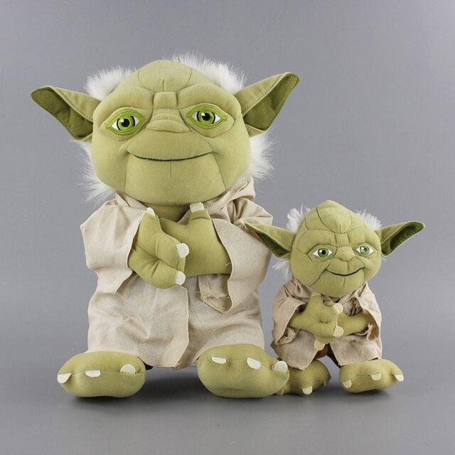 New Arrive Star Wars Master Yoda Plush Toy Star Wars Yoda Figure Toy