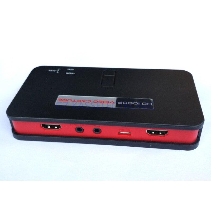 b3b71d987 2017 جديد مع HDMI/AV/يبببر في 1080 وعاء Rec في فلاش يو القرص SD بطاقة  Xbox360 /PS3/4 VHS فيديو لاعب شحن مجاني