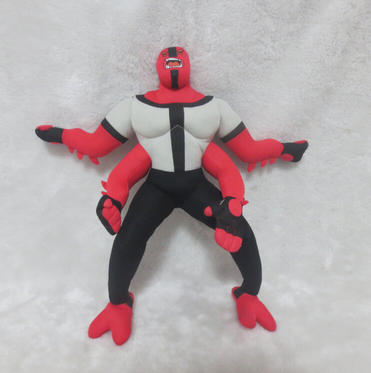 Omniverse Fourarms Plush Toys 36cm