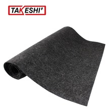 180″x80″ 460cmx200cm Noise Control Insulation Covers Carpet waterproof Car Underfelt Boat RV Speaker Box Cabinet Gray Mat