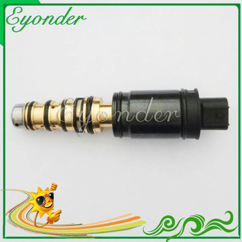 AC A/C Air Conditioning Compressor Electronic Solenoid Control Valve for Lexus Toyota Camry EZ Corola RAV4 Highlander Wish image