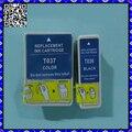 2Pcs T036 T037 Compatible Ink Cartridge Compatible Epson Stylus C42UX C44UX C46 Printers Cartridge Chip