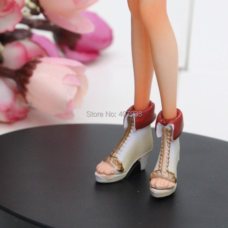 Nami PVC Figure Feet