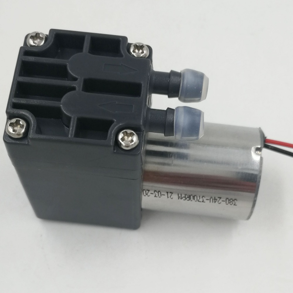 2L/M 50kpa pressure diaphragm electric 24v dc brushless pumps