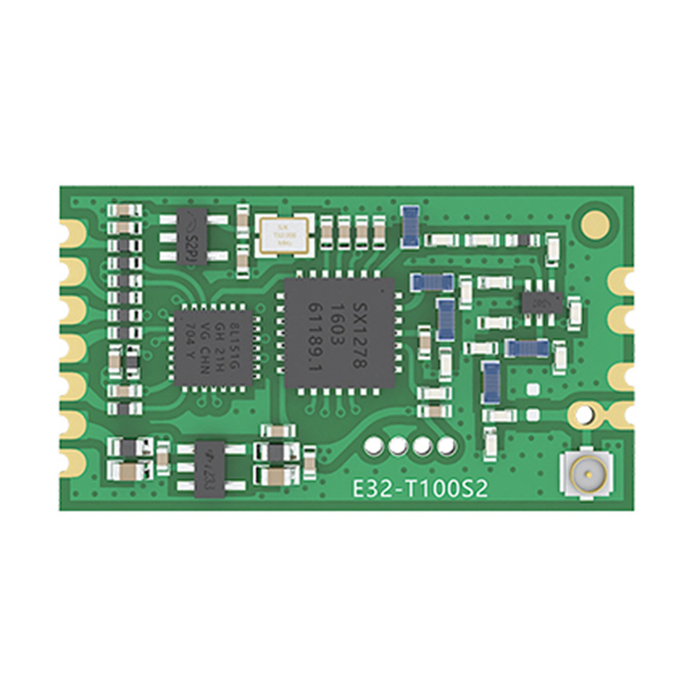 E32-433T20S2T 433MHz SX1278 Wireless Module 3000m Serial Port Transmission and Reception LORA