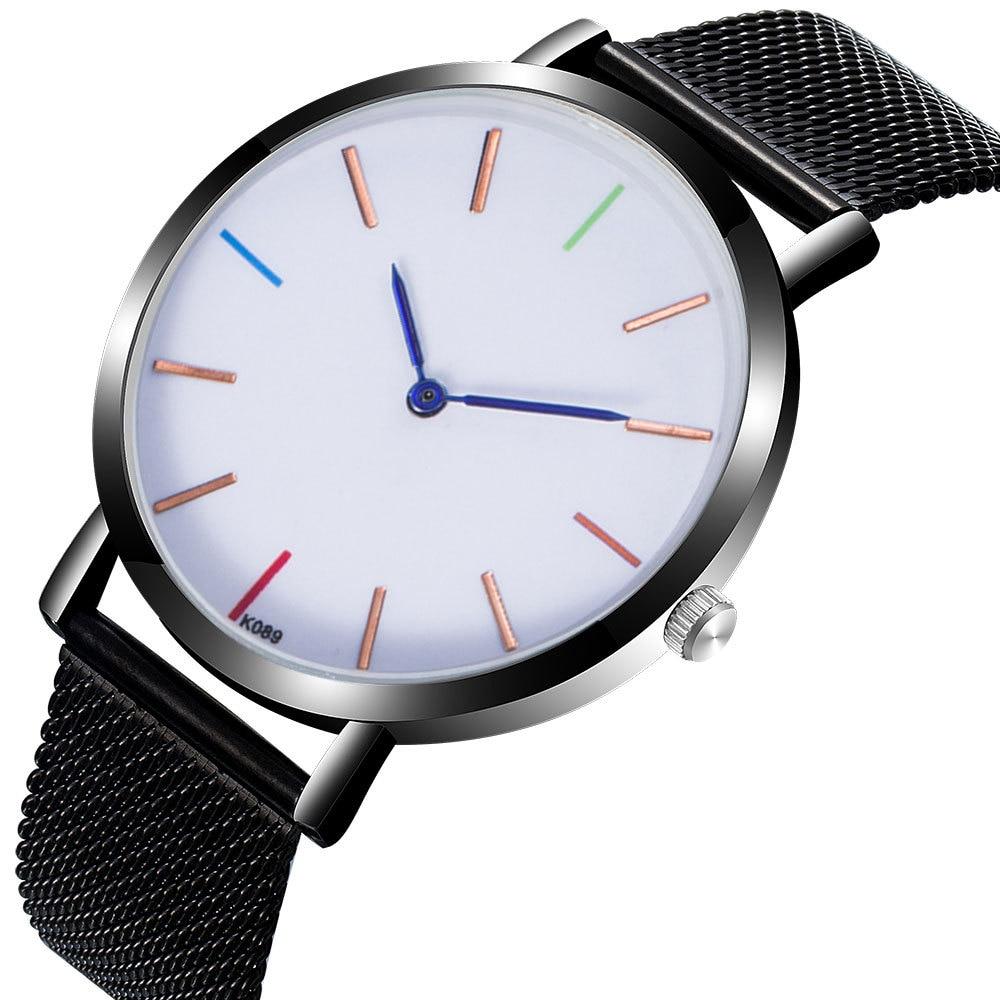 Ctpor Watch Women And Men Watch Top Brand Luxury Famous Dress Fashion Watches Unisex Ultra Thin Wristwatch Relojes Para Hombre A
