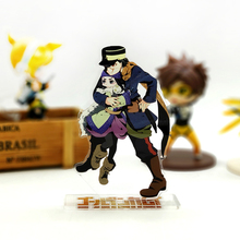 Love Thank You Golden Kamuy Sugimoto Saichi Asirpa acrylic stand figure model double-side plate holder cake topper anime waifu assassination classroom ansatsu kyoushitsu koro sensei acrylic stand figure model double side plate holder cake topper anime