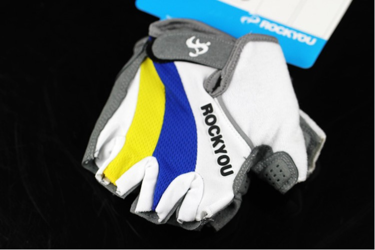 2014 New Cycling Bike Sports Bicycle GEL Wearable Half Finger font b Glove b font Size