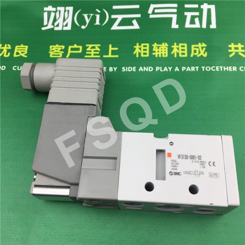 VF3130-5DB1-02 SMC solenoid valve electromagnetic valve pneumatic component air tools 4v420 15 fsqd solenoid valve ordinary type electromagnetic valve pneumatic component air tools