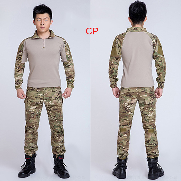 Hommes de plein air grenouille costume armée uniforme militaire - Sportswear et accessoires - Photo 3