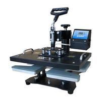 shoes heat transfer machine for multicolor