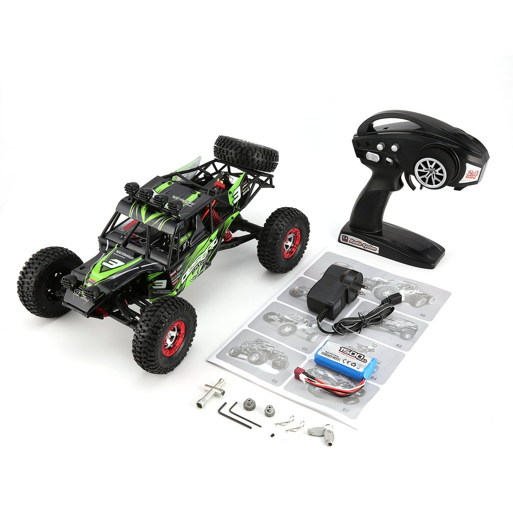 New FY-03 EAGLE-3 1:12 4WD 2.4G Full Scale Desert Off-road RC Remote Controller Car Model with left/right modeNew FY-03 EAGLE-3 1:12 4WD 2.4G Full Scale Desert Off-road RC Remote Controller Car Model with left/right mode