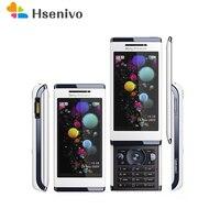 U10i Original Sony Ericsson Aino u10 Mobile Phone 3G 8.1MP WIFI GPS Bluetooth Unlocked U10 Cellphone Russian Keyboard Free ship