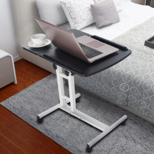 64x40cm Household Foldable Computer Desk Portable Adjustable Laptop Notebook Lap PC Folding Desk Table Stand Bed Tray Sofa Bed size 60 2 40 2 28 7cm dormitory desk lazy folding table portable notebook computer desk bed