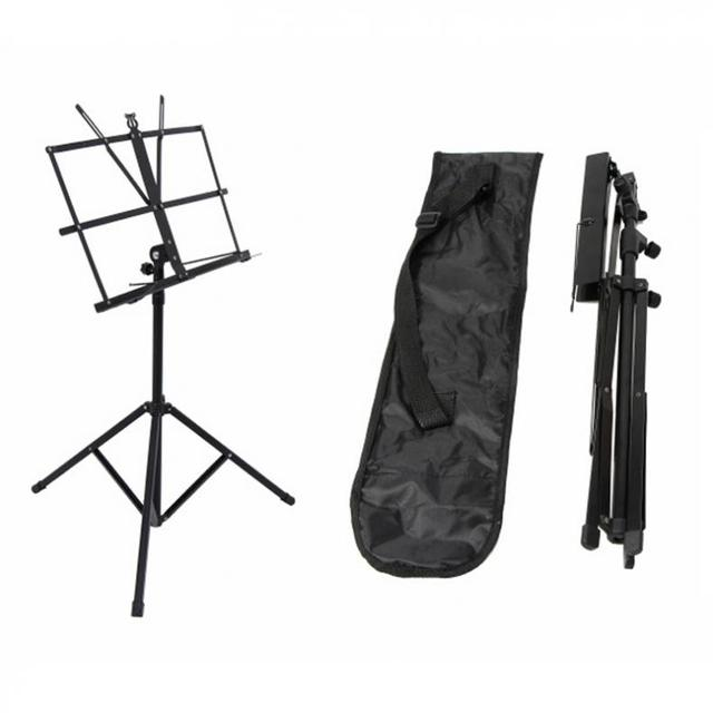 Folding Adjustable Metal Music Stand