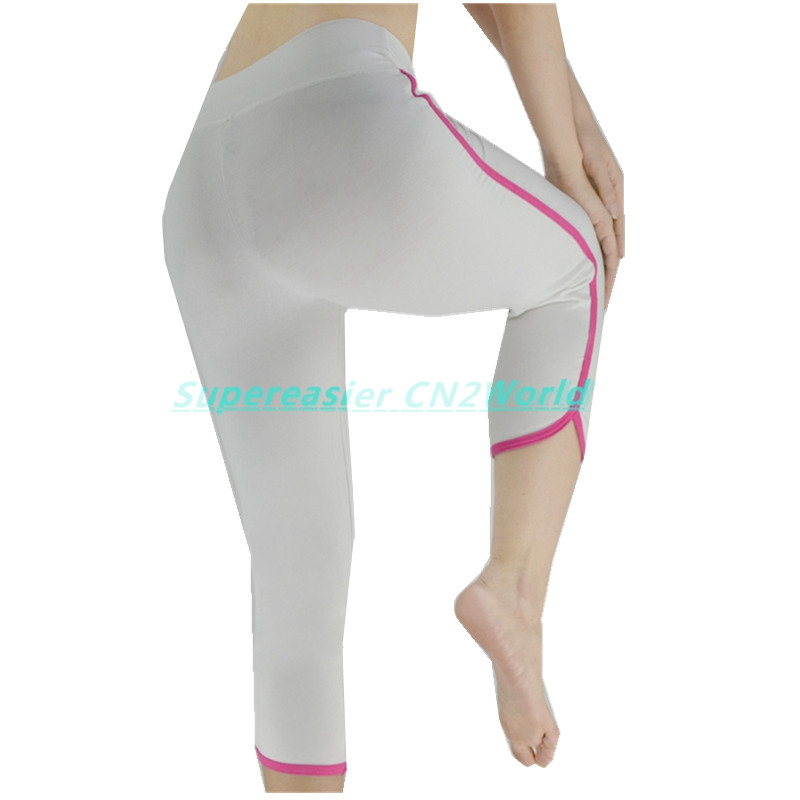 Online Buy Wholesale white workout capris from China white workout ...