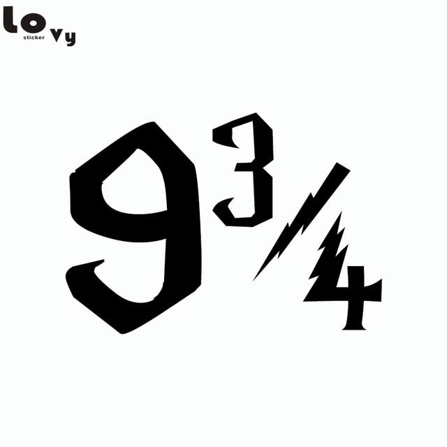 Classico Film di Harry Potter Piattaforma 9 3/4 Quarti