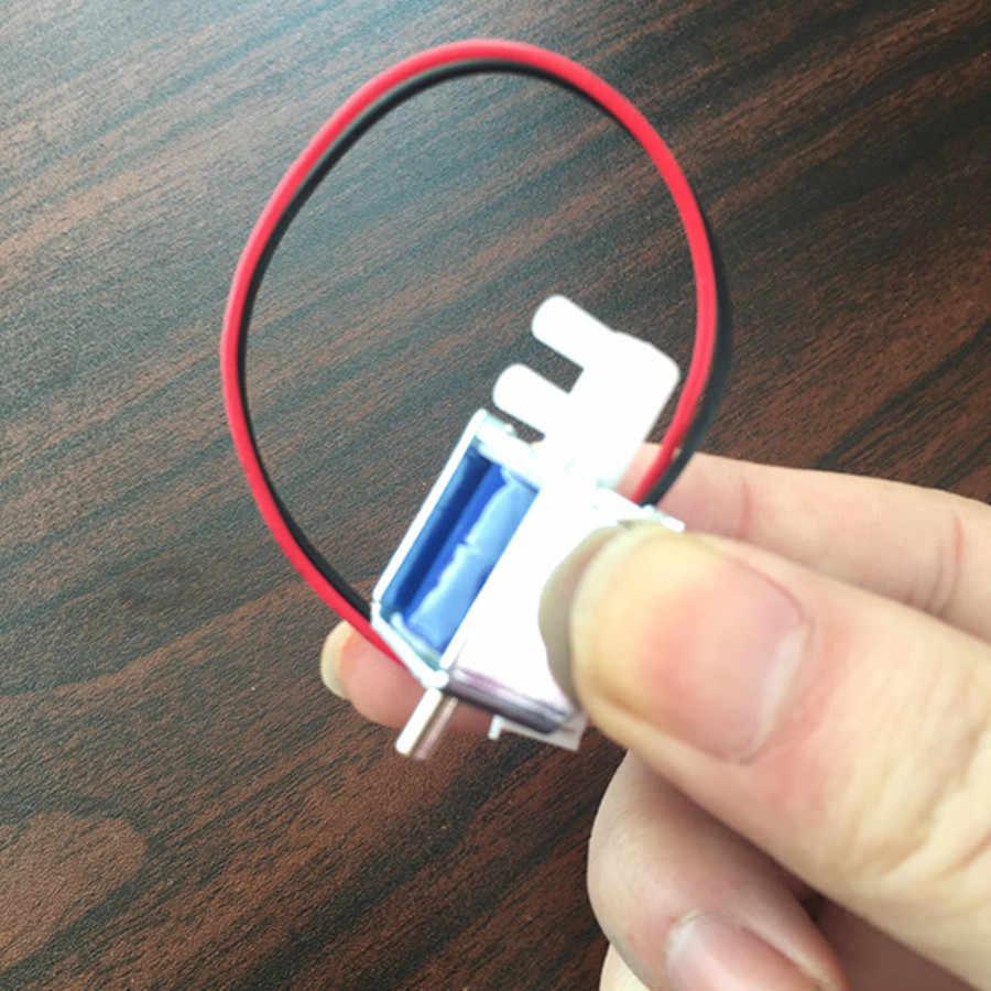 6Vdc zawór elektromagnetyczny 3Way zawór zwalniania powietrza OD3.5mm podłączyć 0-350mmhg