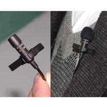 """Всенаправленный петличный микрофон на лацкан для Sennheiser SK100 300 500 G1 G2 G3 беспроводной (1/8 """"3,5 мм винтовой замок) F25"""