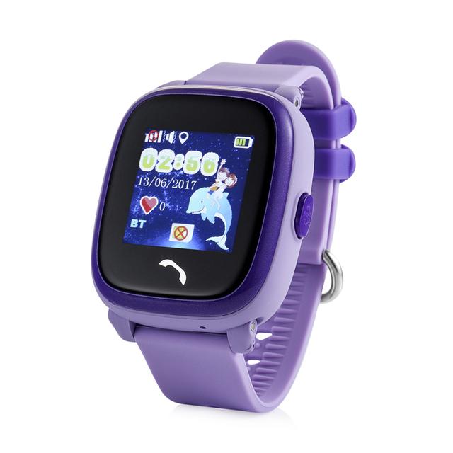 Wonlex GW400S Waterproof IP67 Smart Phone GPS Watch Kids GSM GPRS Locator Tracker Anti-Lost Touch Screen Kids GPS Unisex Watch