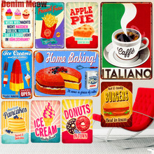 Cafe Menu Know Your Coffee Tin Sign Vintage Wall Metal Painting Art Shop Store Pub Bar Home Decor 20*30cm Free Ship A293