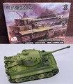 FÁCIL MODELO modelo em escala 36604 1/72 escala tanque Do Exército Alemão Tigre Tanque pesado modelo montado modelo acabado de fazer não precisa para montar