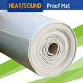 "2sqm 80"" x 40"" Auto Car Heat Shield Sound Insulation Noise Proof Deadener Mat Material For Firewall Door Ceiling Trunk Cockpit"