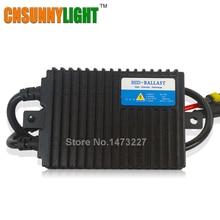 CNSUNNY светильник автомобильный комплект для переоборудования ксенона hid w/Быстрый старт тонкий балластными блоками для замены головки светильник s все светильник лампочки переменного тока 12В 55 Вт