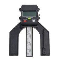 Digital LCD Magnetic Feet Aperture 80mm Hand Router Self Standing Depth Gauge W310