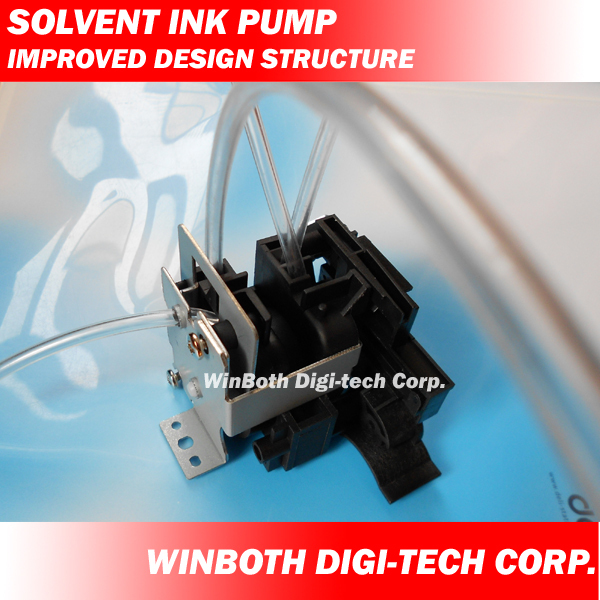 Eco Solvent Ink Pump for Roland Versacamm series large format printers