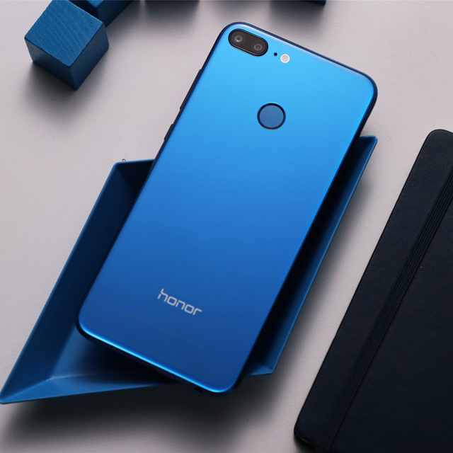 Global Rom Huawei Honor 9 Lite 5.65″ Full View Screen 2160*1080Pix Android 8.0 Smartphone Octa Core 4 Cameras 13MP mobile phone