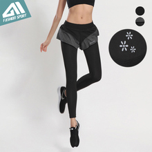 2017 New Aimpact font b Women b font Yogo Pants Fitness SweatPants Fit Tight Running Pants