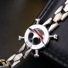 One Piece The Straw Hat Pirates Alloy Bracelet