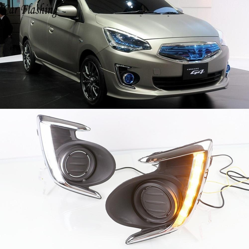 Aliexpress.com : Buy Car Flashing 1set LED For Mitsubishi