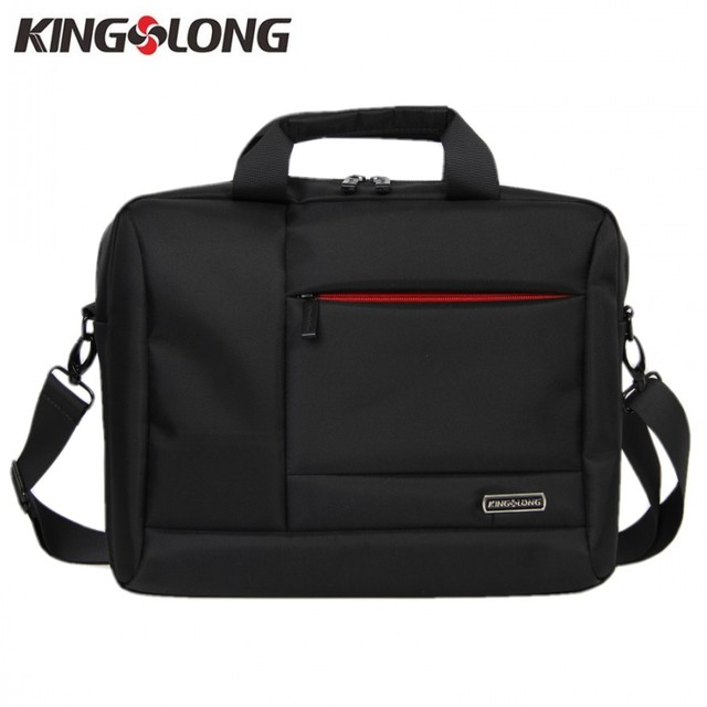 b5ea3d36dab7 KINGSLONG Business Briefcase Nylon Laptop Notebook Computer Protect Bag for  Men Crossbody Shoulder Messenger Bag KLM112838-13-5