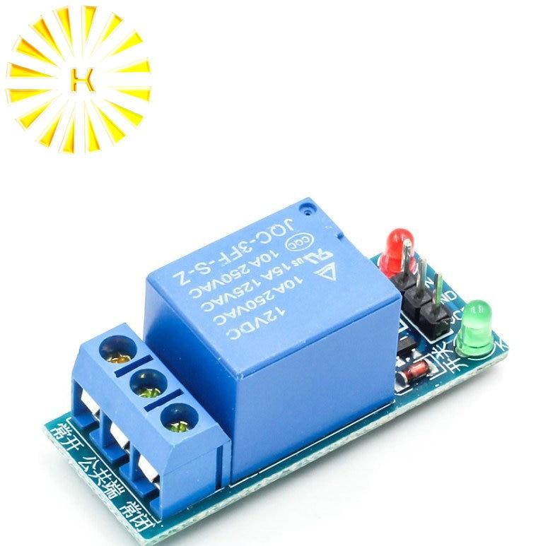 Carte module avec 1 relais 5V RT LED 1 channel ARDUINO DIY relay