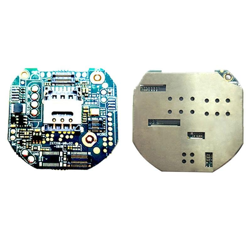 10pcs ZX7206 Mini 3G GPS Tracker Locator PCBA Mother Circuit Board Program Development for Android Smart Watch 3G+WiFi+GPS+FM msp430 development board microchip msp430f149 program breadboard