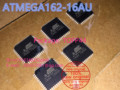 100%New original   ATMEGA162-16AU TQFP-44  IC chip