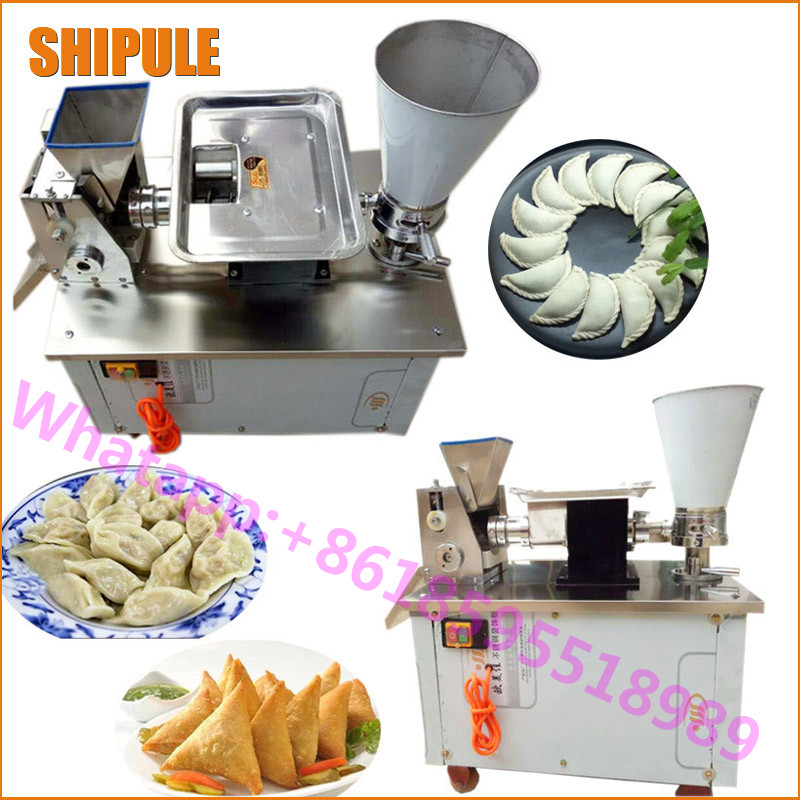 SHIPULE Automatic Electric household/commercial using Dumpling making machine/hot selling fried dumpling machine