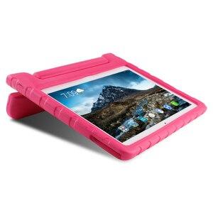"""Image 5 - Child Tablet Shockproof case For Lenovo Tab 4 10 TB X304L Silicone Cover For Tab4 10 TB X304 TB X304F TB X304N 10.1"""" EVA Case"""