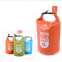 2л/5л водостойкий мешок водонепроницаемый мешок для хранения сухого телефона каноэ каяк рафтинг плавание пляж спортивные сумки комплект об...