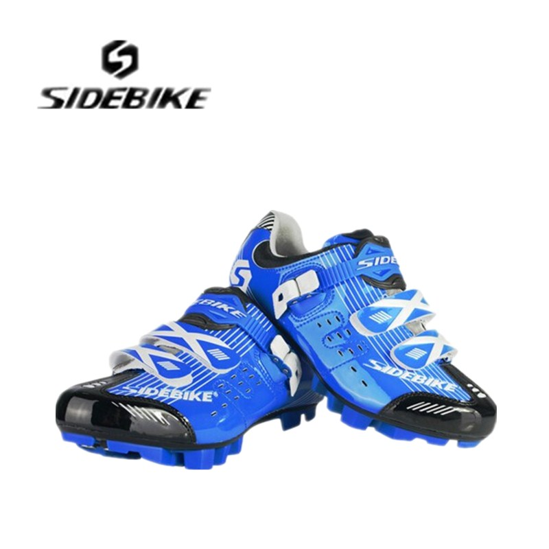 SIDEBIKE cycling sneakers Men Women Mountain lighted shoes adults Bicycle MTB Sports sapatilha ciclismo zapatillas deportivas цена 2017