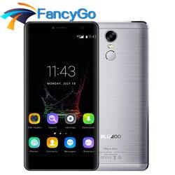 BLUBOO Maya Max 4G Mobile Phone 6.0 inch HD Android 6.0 MTK6750 Octa Core 3G RAM 32G ROM Fingerprint 13.0MP 4200mAh Smartphone