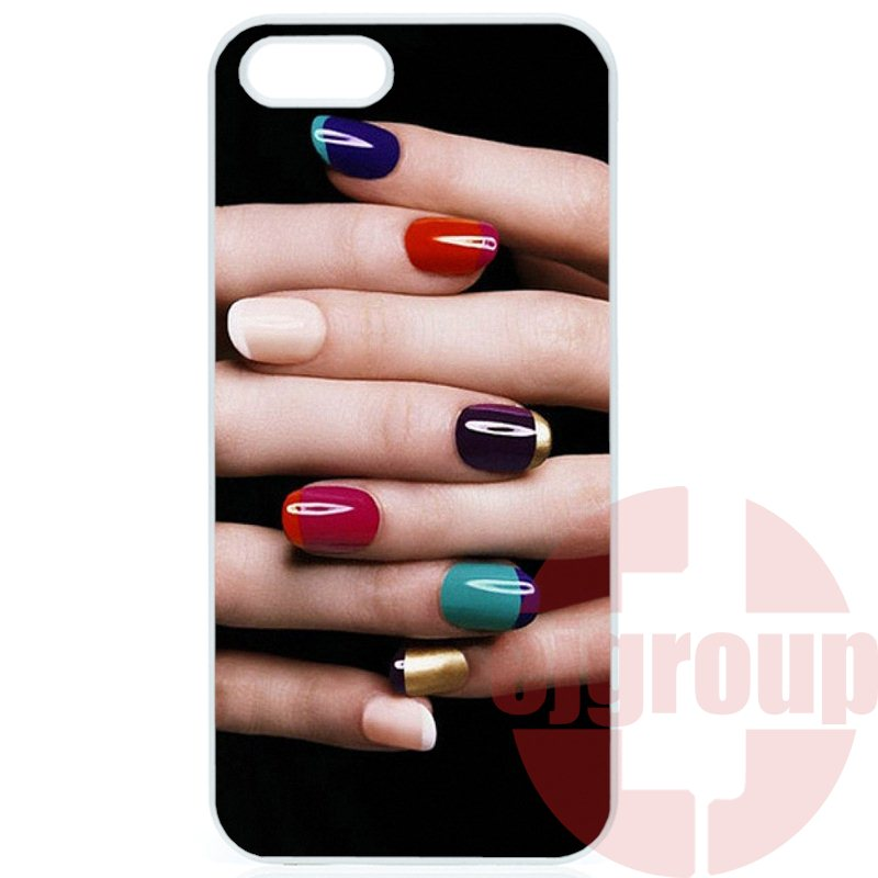 Hot Nail Polish Rose For Galaxy Y S5360 Note 3 Neo Ace Nxt Plus On5 On7 On8 2016 For Amazon Fire Quinn Phone