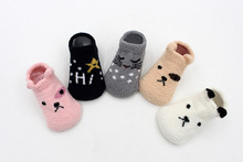 Autumn Winter Newborn Baby Socks