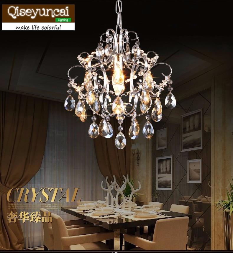 2017 Luxury Crystal Chandelier Living Room Lamp lustres  indoor Lights Crystal Pendants For Chandeliers Free shipping luxury crystal chandelier living room lamp lustres de cristal indoor lights crystal pendants for chandeliers d20cm ce vallkin